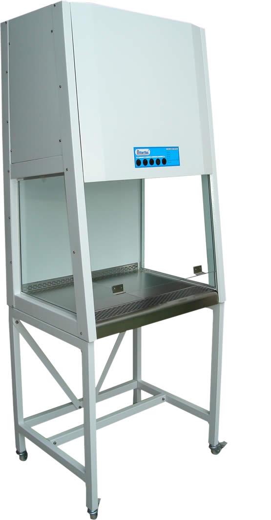 PCR Fluxo Laminar Vertical