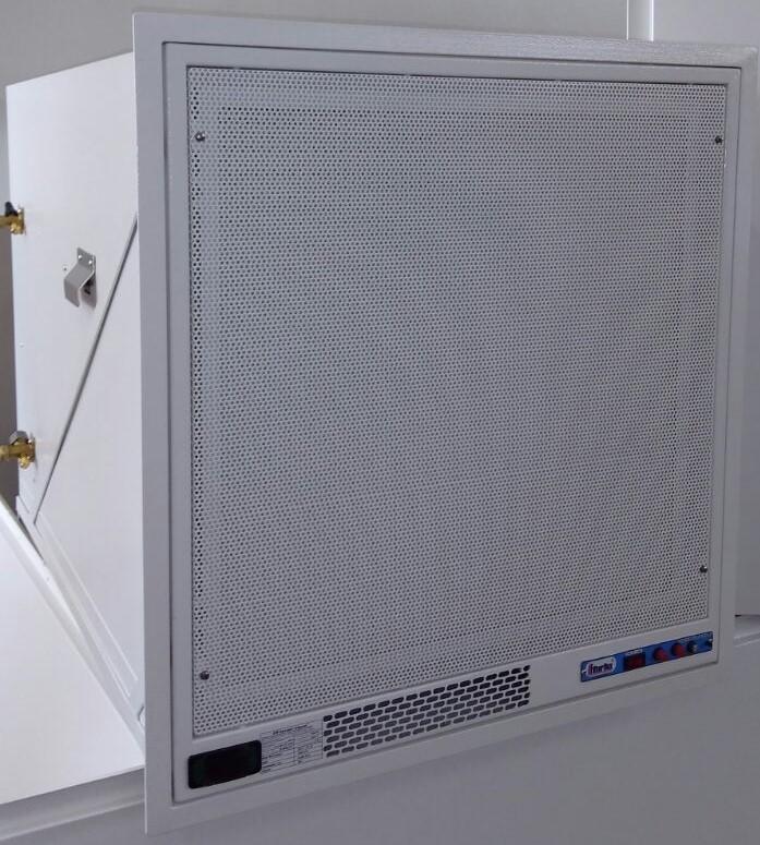 Unidade de ventilação de ar estéril refrigerada
